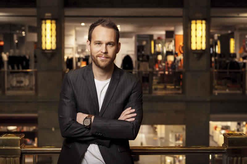Björn Frantzén: ο κορυφαίος Σουηδός σεφ θα μαγειρέψει στους Χρυσούς Σκούφους του 2016 - Χρυσοί Σκούφοι
