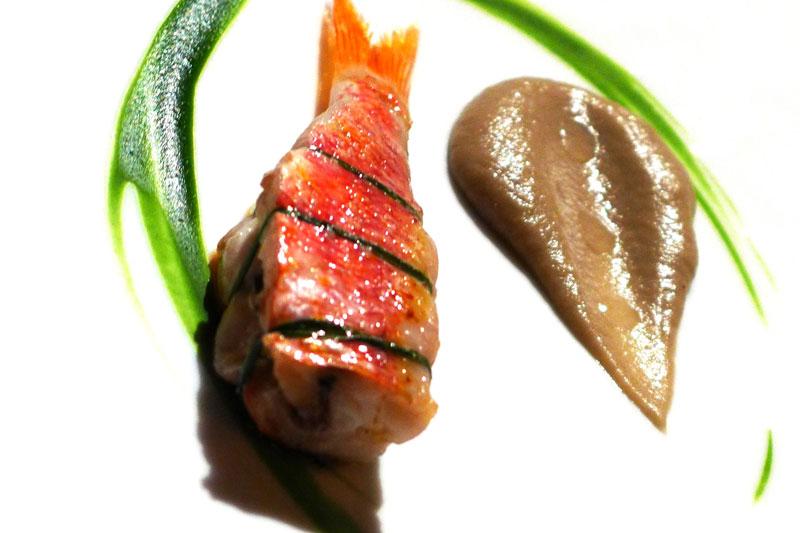 Τα νέα πιάτα της «Σπονδής»: μπαρμπούνι ή φουαγκρά;  - Χρυσοί Σκούφοι
