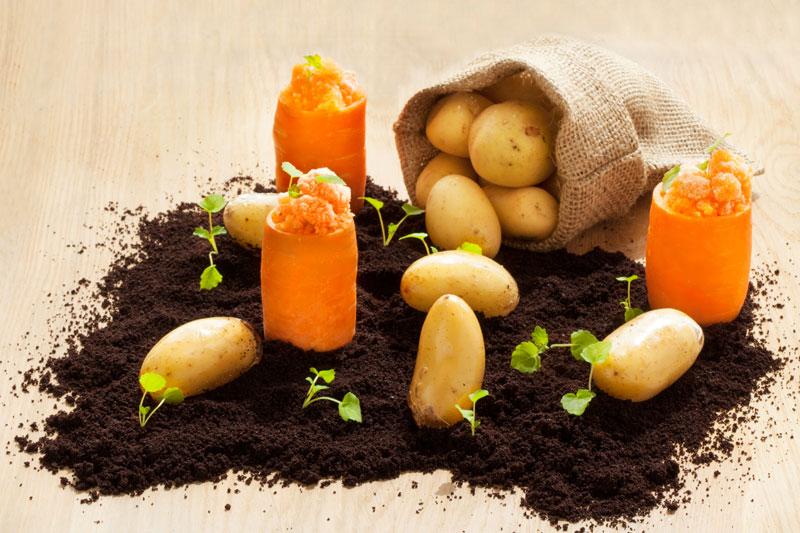 Τα λαχανικά είναι το νέο κρέας! - Χρυσοί Σκούφοι
