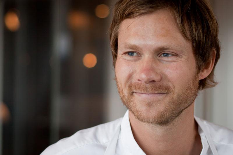 Ο Rasmus Kofoed κέρδισε 3 αστέρια για το