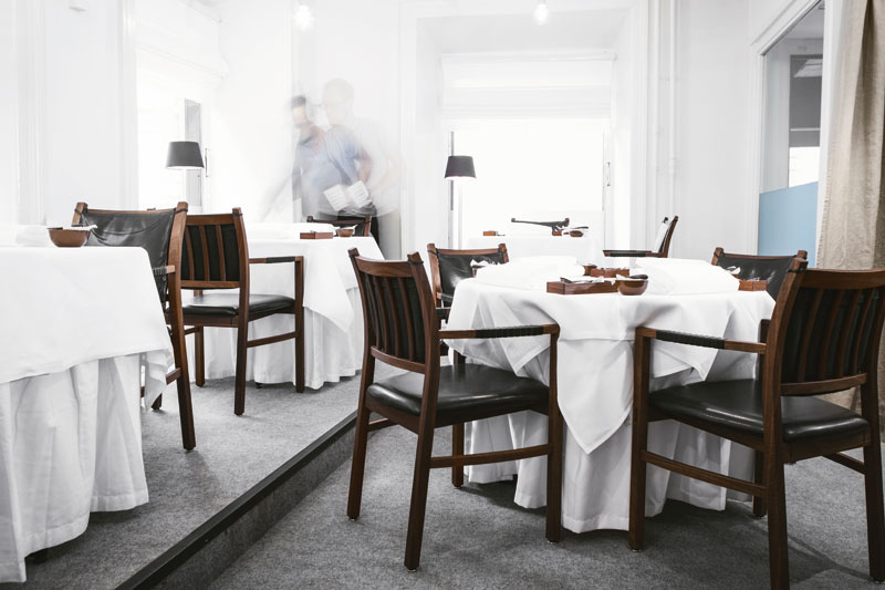 Το εστιατόριο «Frantzén»  χωράει μόλις 22 άτομα!
