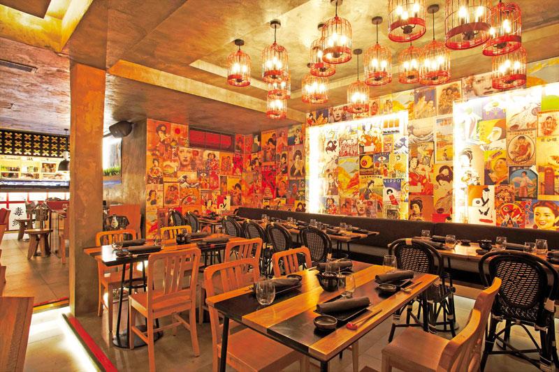 «Ιzakaya»: «gastro-pub» αλά ιαπωνικά στο Κολωνάκι  - Χρυσοί Σκούφοι