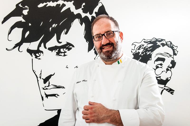Ο Ιταλός Andrea Fusco αναλαμβάνει το «Perovino» στην «Costa Navarino»