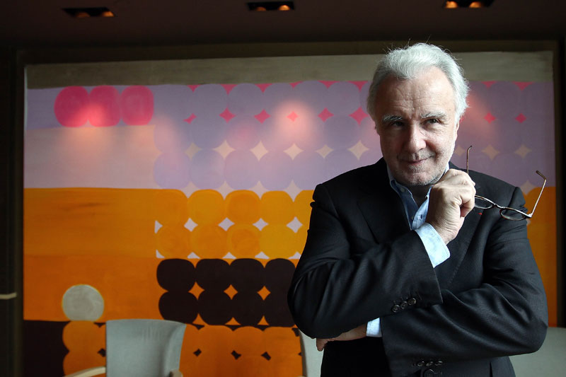 Alain- τον Ducasse εννοώ- είσαι μεγάλος!  - Χρυσοί Σκούφοι