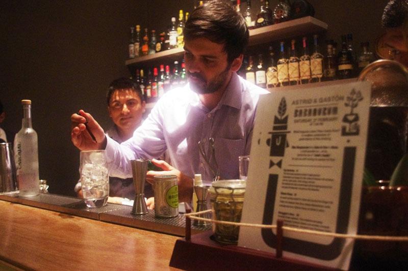 Ο βραβευμένος bartender Ηλίας Στεργιόπουλος στο «Astrid & Gaston» στο Περού, ένα από τα καλύτερα εστιατόρια του κόσμου! - Χρυσοί Σκούφοι