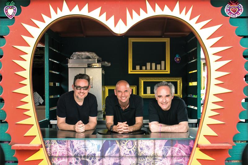 HEART Μια θεαματική εξτραβαγκάντσα των Ferran και Albert Adria με το «Cirque du Soleil» στην Ibiza - Χρυσοί Σκούφοι