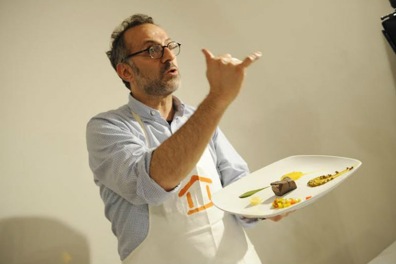 "World's 50 Best Restaurants: Massimo Bottura και ""Osteria Francescana"" στην κορυφή - Χρυσοί Σκούφοι"
