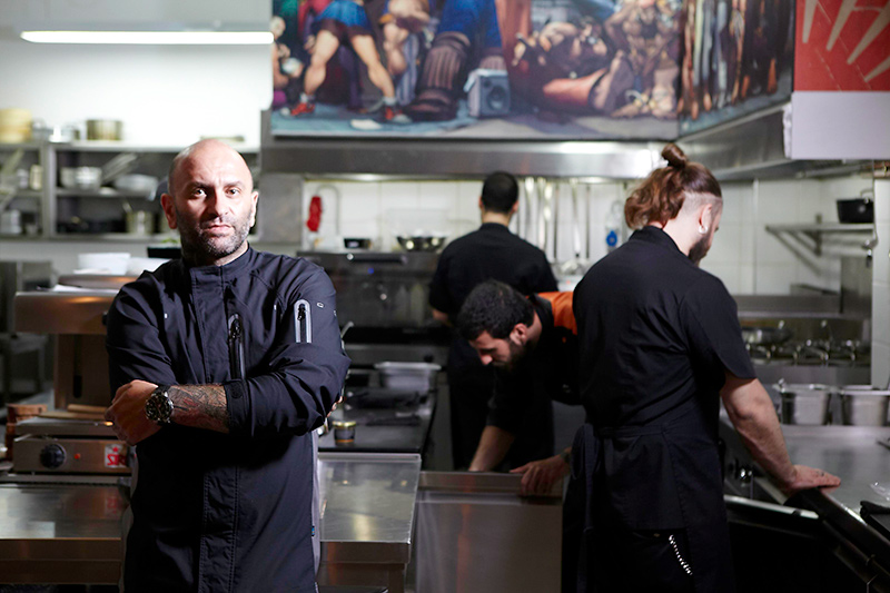 Pantera… κάτσε φρόνιμα: ceviche, Pisco και umami! - Χρυσοί Σκούφοι