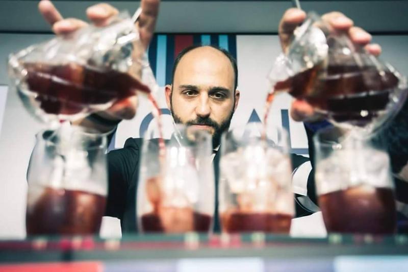 Ο Μανώλης Λυκιαρδόπουλος νικητής του παγκόσμιου Martini Grand Prix - Χρυσοί Σκούφοι