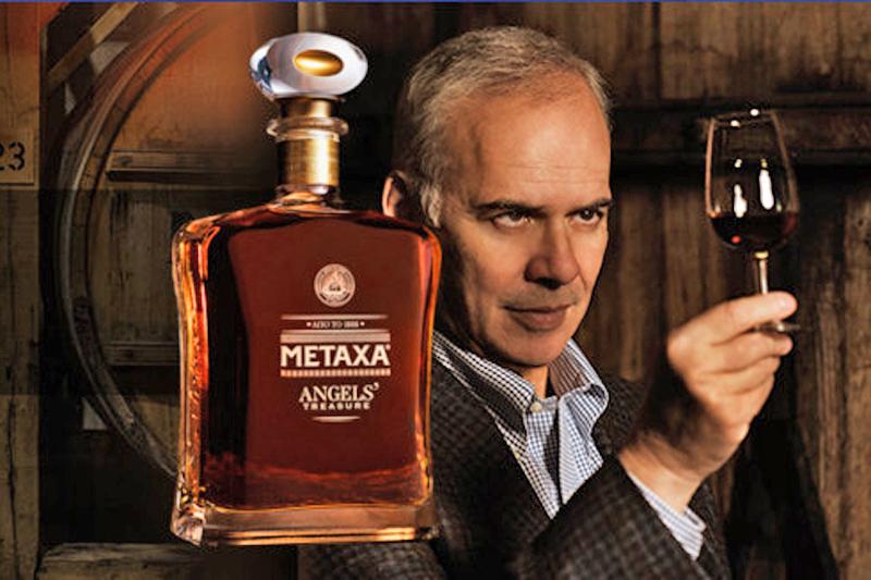 Ο  νέος θησαυρός του Metaxa λέγεται «Angels Treasure» - Χρυσοί Σκούφοι