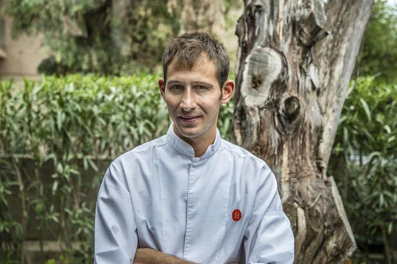 O Νίκος Μπίλλης εκπροσωπεί την Ανατολική Μεσόγειο στον τελικό του S.Pellegrino Young Chef - Χρυσοί Σκούφοι