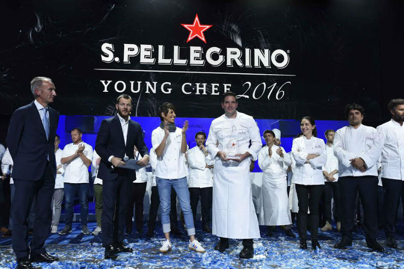 S.Pellegrino Young Chef 2016, o Αμερικανός Mitch Lienhard - Χρυσοί Σκούφοι