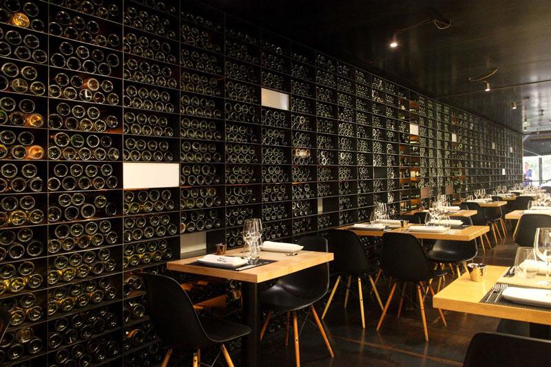 Πρωτότυπο menu-degustation  συνοδεία μόνο κρασιού sherry στο «Scala Vinoteca» - Χρυσοί Σκούφοι