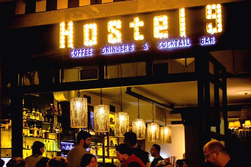 «Hostel 9», στο Long Island της Θεσσαλονίκης!  - Χρυσοί Σκούφοι