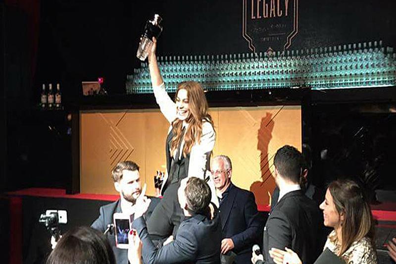 Η Λορέτα Τόσκα έλαμψε στον τελικό Νότιας Ευρώπης του Bacardi Legacy - Χρυσοί Σκούφοι