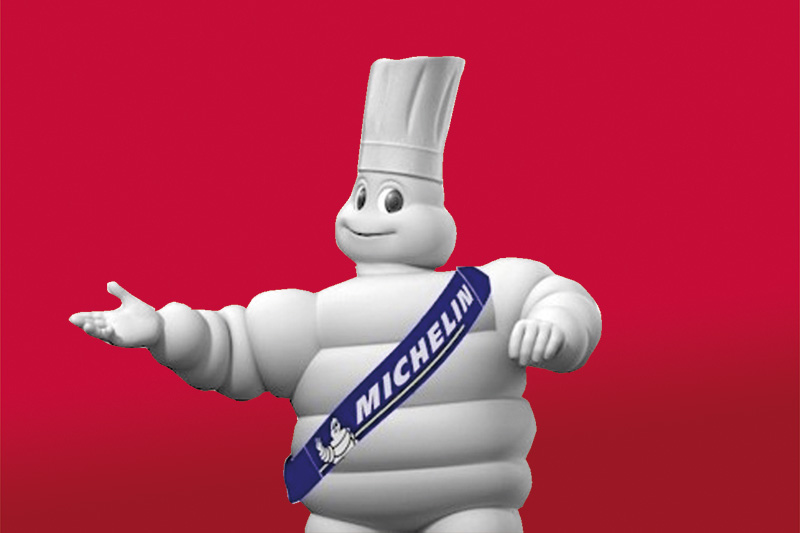 Michelin καλεί Αθήνα  - Χρυσοί Σκούφοι