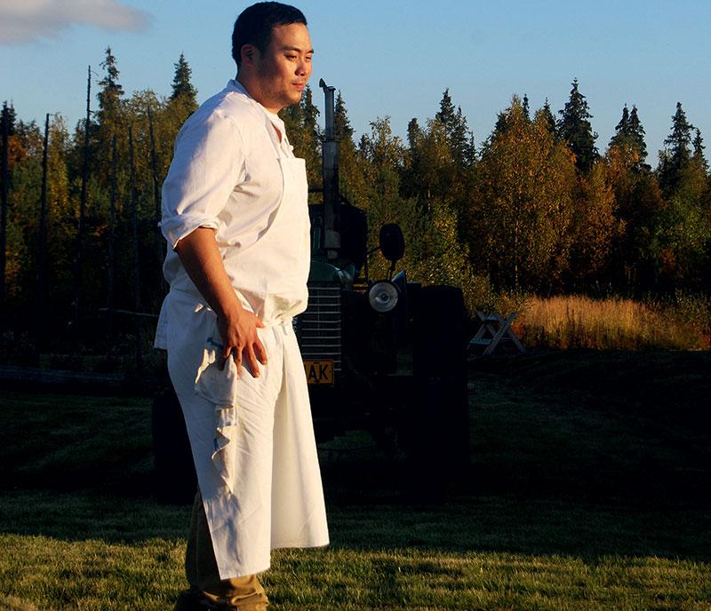 David Chang / «Momofuku Ko»