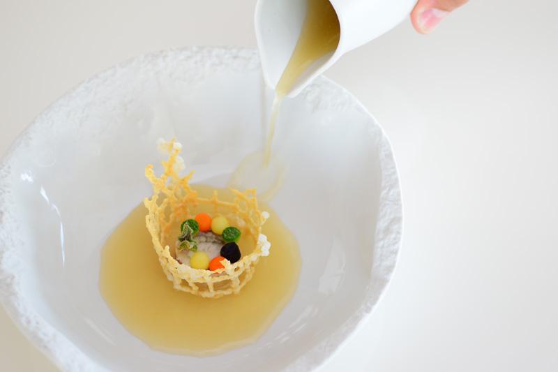 Στο Noble Gourmet η ροδίτικη κουζίνα μπαίνει σε νέα μονοπάτια  - Χρυσοί Σκούφοι