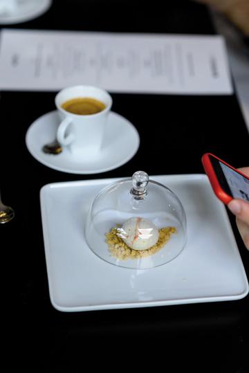Oι σεφ και οι ζαχαροπλάστες άντλησαν έμπνευση από την κολεξιόν της Nespresso.