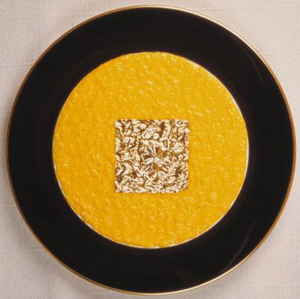Το διασημότερο πιάτο του σεφ: «Ρύζι - χρυσάφι - σαφράν».