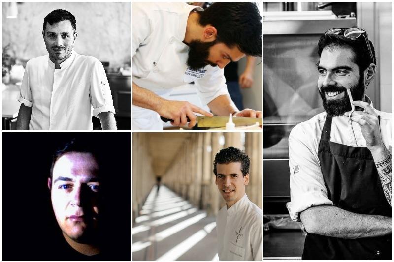 Δείτε τους νέους διεθνείς Έλληνες σεφ που δημιουργούν το diner de gala της απονομής των Χρυσών Σκούφων 2018 - Χρυσοί Σκούφοι
