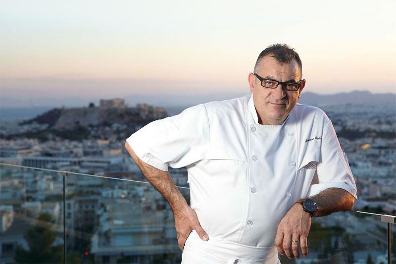 Jerome Serres: «Η Ελλάδα είναι η δεύτερη πατρίδα μου» - Χρυσοί Σκούφοι