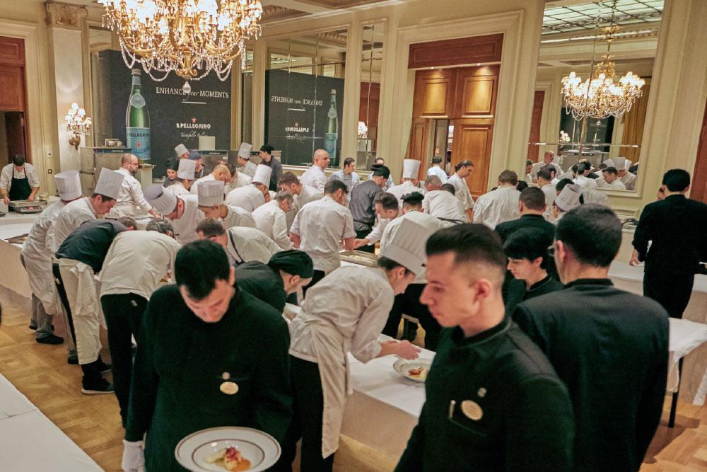 Γεύση από το συναρπαστικό diner de gala των 25ων Χρυσών Σκούφων - Χρυσοί Σκούφοι