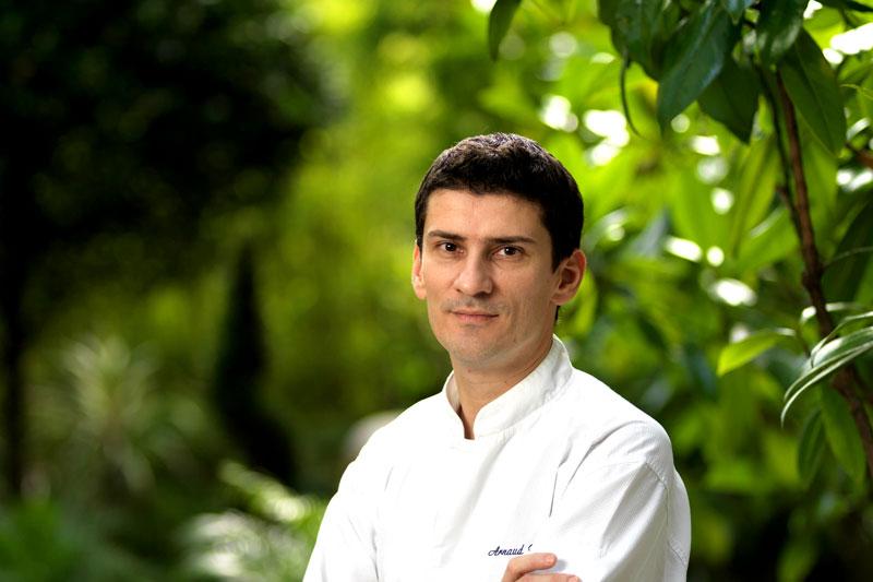 O Arnaud Bignon επιστρέφει στην Αθήνα - Χρυσοί Σκούφοι
