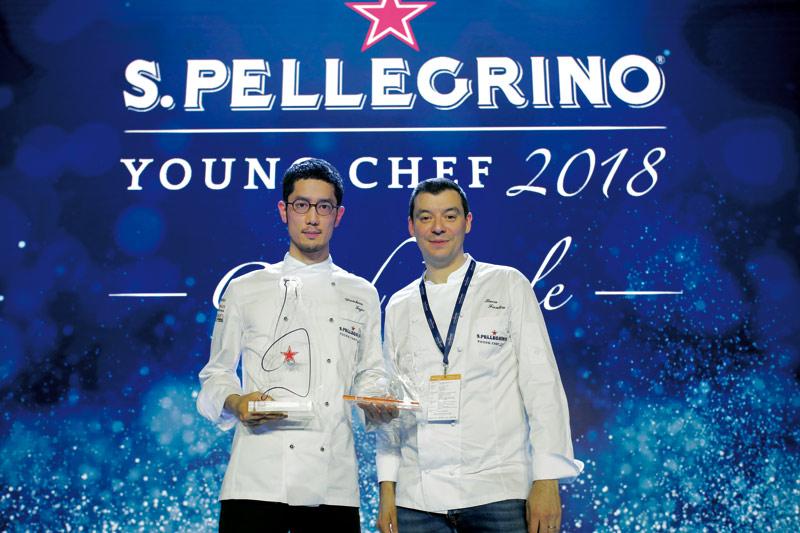S.Pellegrino Young Chef 2018 |Ο σεμνός Yasuhiro Fujio είναι ο καλύτερος  νέος σεφ του κόσμου! - Χρυσοί Σκούφοι