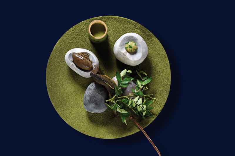 «Across the Sea»: το νικητήριο ποιητικό πιάτο του Γιαπωνέζου σεφ.