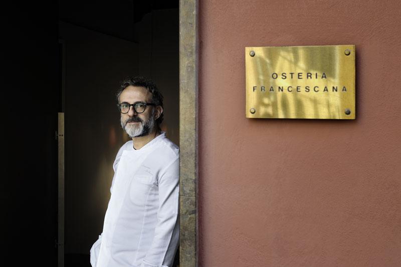 Καλύτερο εστιατόριο στον κόσμο για το 2018 η «Osteria Franscescana» - Χρυσοί Σκούφοι