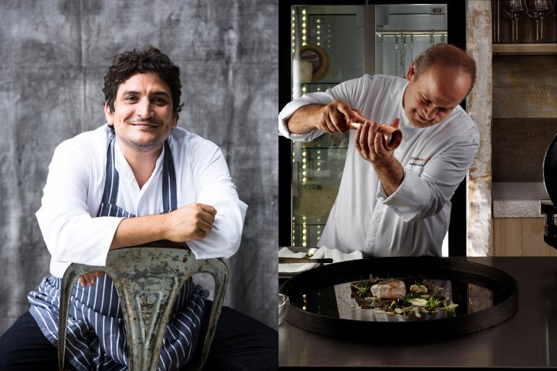 Ο σεφ του 3ου καλύτερου εστιατορίου στον κόσμο μαγειρεύει στη Μύκονο - Χρυσοί Σκούφοι