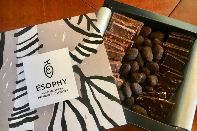 Ésophy: η σοκολάτα αλλιώς! - Χρυσοί Σκούφοι
