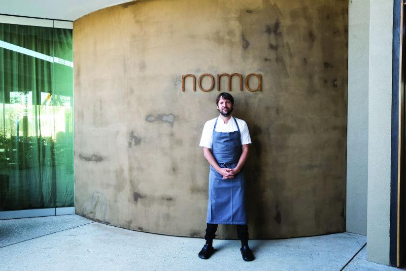 Ο Rene Redzepi δημιουργεί εμπειρία στο καινούργιο «Noma».