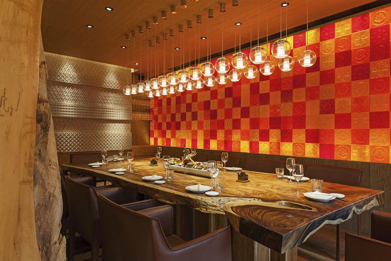 Οι εξωτικές γεύσεις του Zuma στο πολυτελές Palazzo Fendi στην αιώνια πόλη - Χρυσοί Σκούφοι