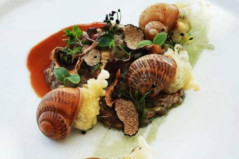 Restart για τον Νικόλα Σταυρακάκη με το εστιατόριο «JTree» και σύγχρονη κρητική δημιουργική κουζίνα με μινωικές επιρροές - Χρυσοί Σκούφοι