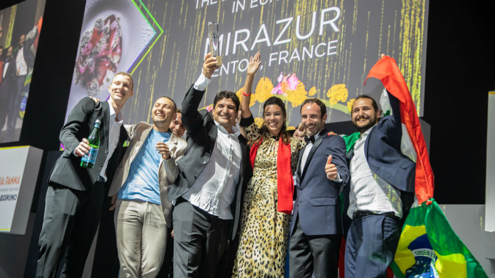 To «Mirazur» καλύτερο εστιατόριο στον κόσμο για το 2019 - Χρυσοί Σκούφοι