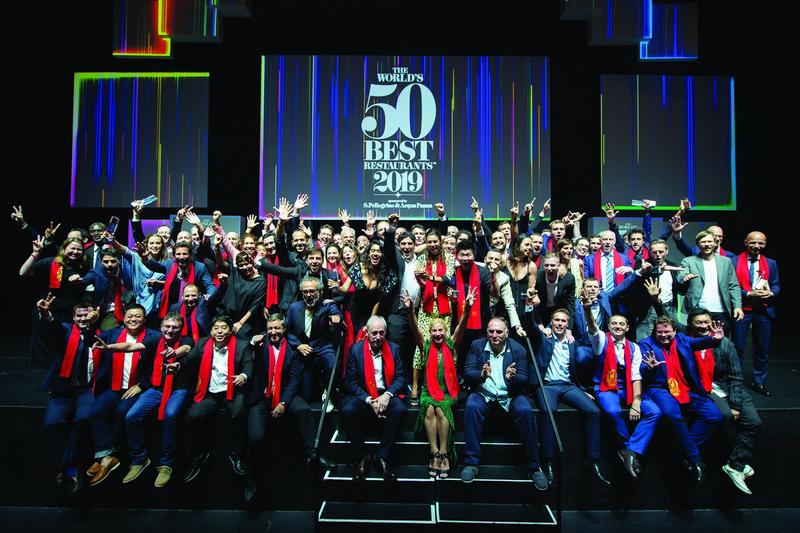 World's 50 Best Restaurants 2019: Όσα ζήσαμε στη Σιγκαπούρη - Χρυσοί Σκούφοι