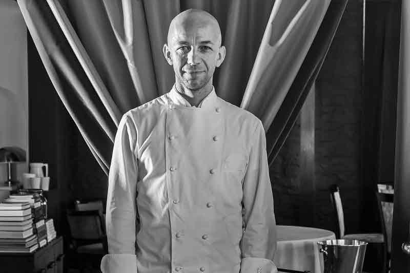 Chef to watch | Ρικάρντο Καμανίνι  - Χρυσοί Σκούφοι