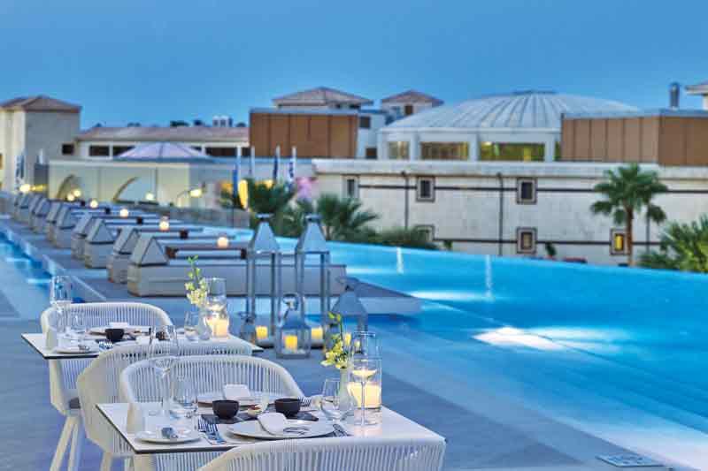 «Blue Bay» στο «Atlantica Imperial Resort & Spa»