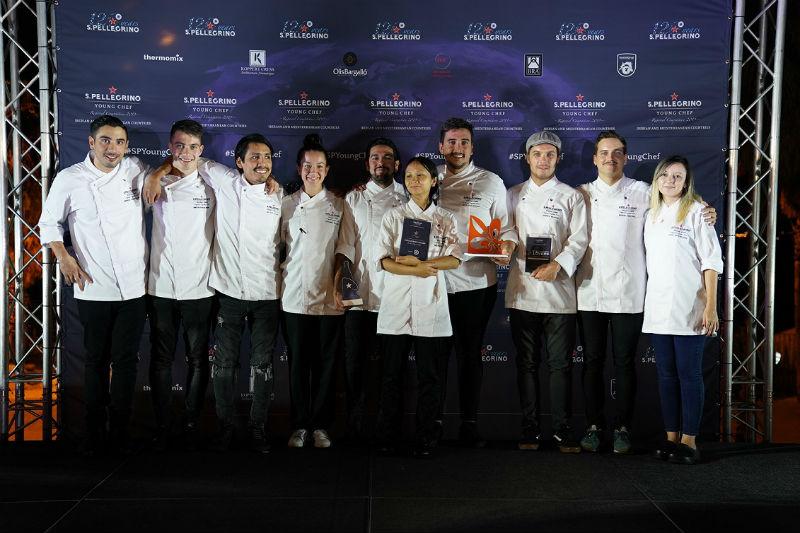 Ο Albert Manso στους τελικούς του S.Pellegrino Young Chef 2020 - Χρυσοί Σκούφοι