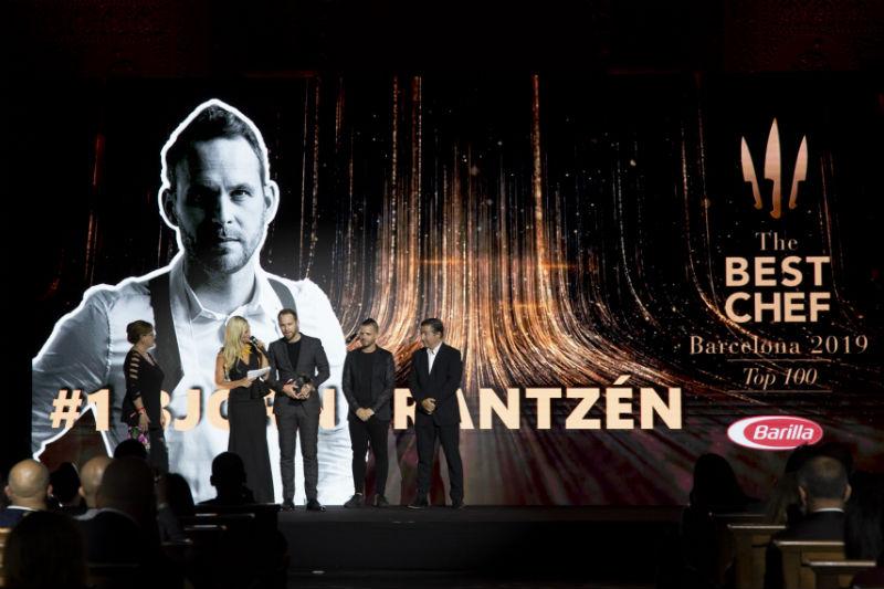 Ο Σουηδός Björn Frantzén νικητής των Best Chef Awards - Χρυσοί Σκούφοι