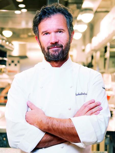 Το μενού του dîner de gala των πρώτων Χρυσών Σκούφων Κύπρου δημιουργεί ο διάσημος Ιταλός σεφ Carlo Cracco