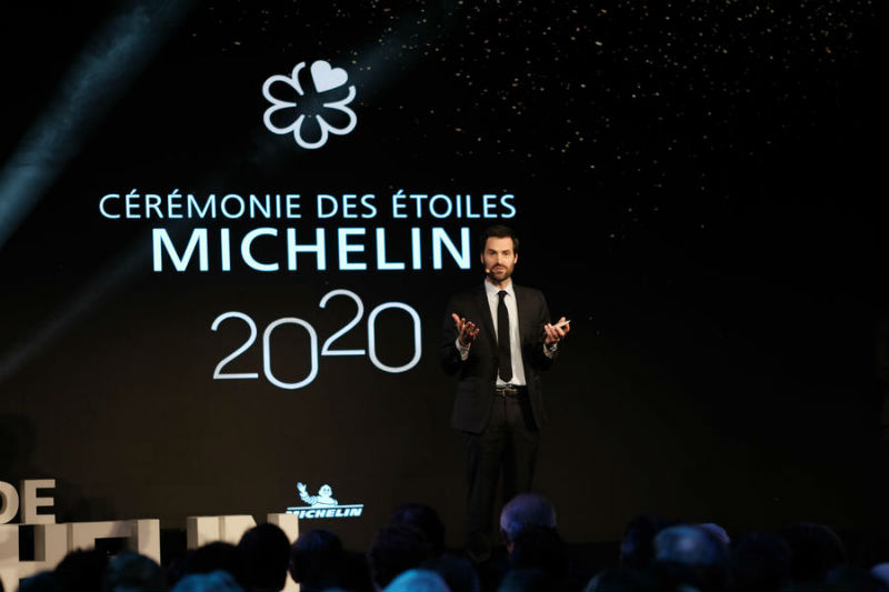 Τα Michelin είναι πλέον (και) πράσινα - Χρυσοί Σκούφοι