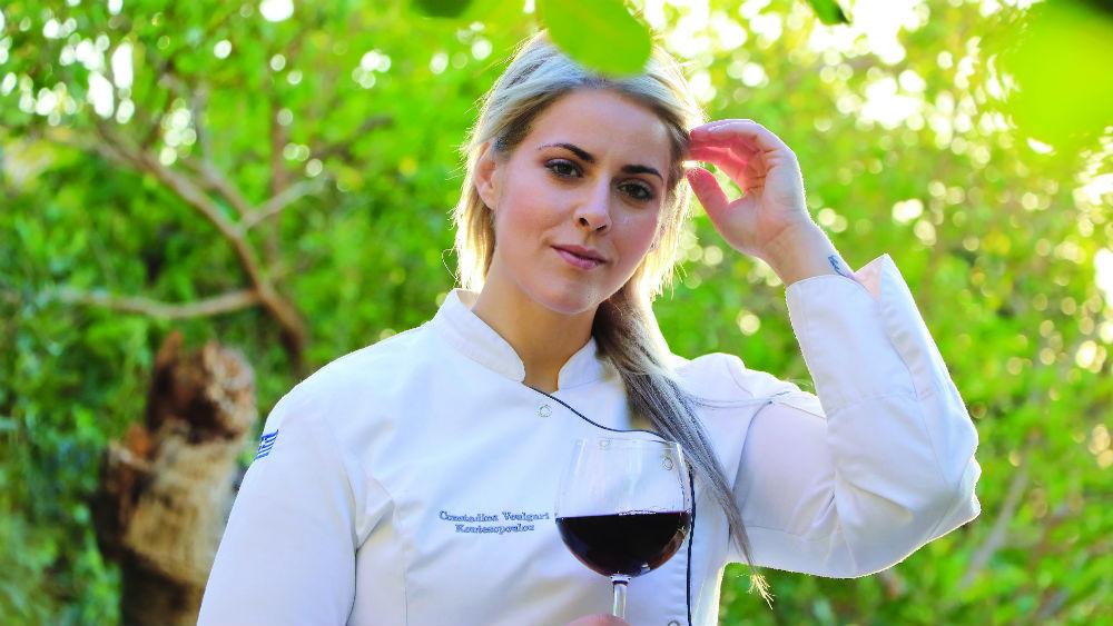 Κωνσταντίνα Βούλγαρη-Κοντεσοπούλου, «Pelagos Seaside Restaurant»