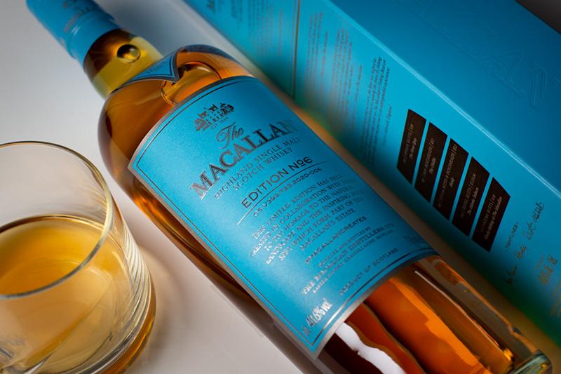 Το The Macallan Edition No. 6 φέρνει τον ποταμό Spey στο ποτήρι μας - Χρυσοί Σκούφοι